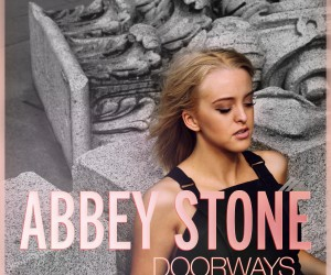 ABBEY STONE – DOORWAYS COVER ART for Itunes